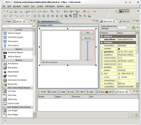 qt programming eclipse qt creator 2 3 ide for qt toolkit tech guru