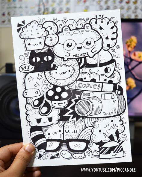 doodle edit name piccandle zainab deviantart