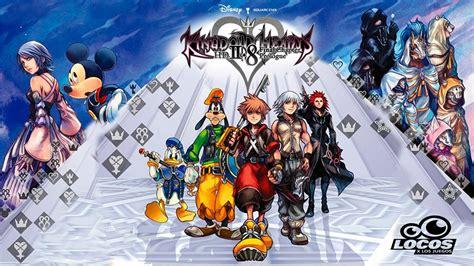 Cover Aqua Gelas Karakter review kingdom hearts hd 2 8 chapter prologue
