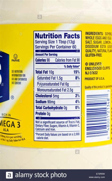 kraft light mayo nutrition facts hellmans mayonnaise stock photos hellmans mayonnaise