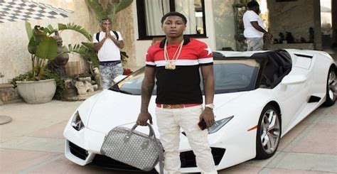 nba youngboy sued  crashing lamborghini