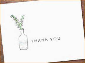 thank you card templates 5 free thank you card template ganttchart template