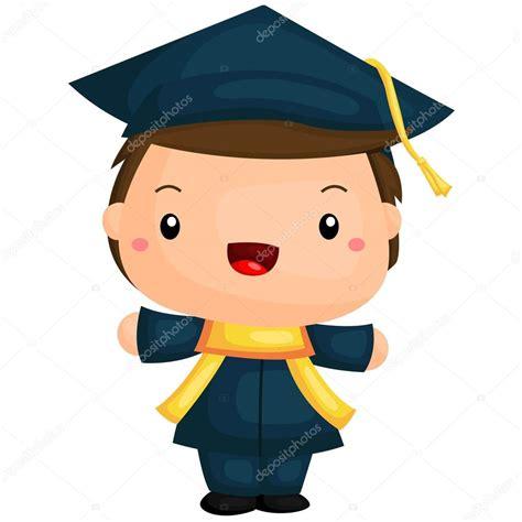 imagenes niños graduacion ni 241 o graduado vector de stock 79367552 depositphotos