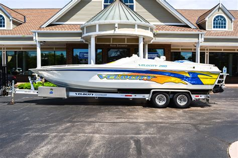 speed boat velocity velocity powerboats 280 boat for sale from usa