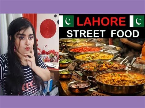 indian girl reacts to lahore street food | 🇵🇰 pakistan