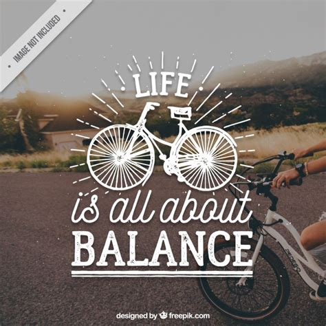 E Bike Spr Che by Bicycle Quote On A Picture Background Vector Free Download