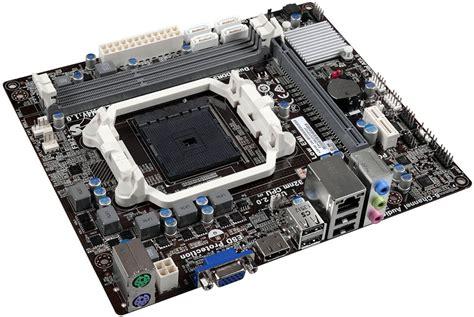 matherboard biostar a58 amd ecs intros socket fm2 motherboard based on amd a58