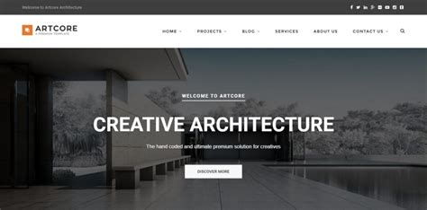 beautiful Interior Design Websites Free #4: 3-Artcore-Building-Architecture-WordPress-Theme.jpg