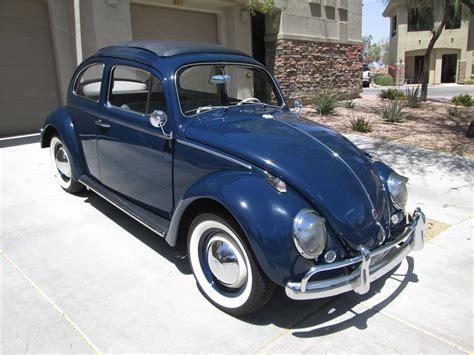 volkswagen beetle 1960 1960 volkswagen beetle sunroof 180249