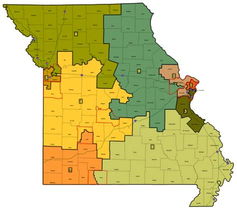 House Of Representative Rules democrats want veto on congressional districts 171 cbs st louis