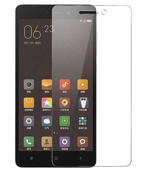 Tempered Glass Xiaomi Redmi 3s xiaomi redmi 3s prime tempered glass screen guard by sga