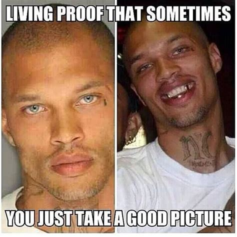 Hot Convict Meme - updated one handsome felon goes viral jeremy meeks is