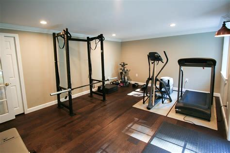 ordinary Basement Workout Room Ideas #1: 93261-simmons-2.jpg
