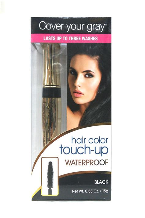 hair color touch up fisk irene gari cover your gray hair color touch up