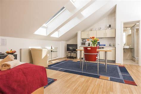 bright ferchergasse studio apartment spacy room destinelo