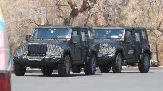 Everything Jeep Wrangler 2018 Jeep Wrangler Everything We
