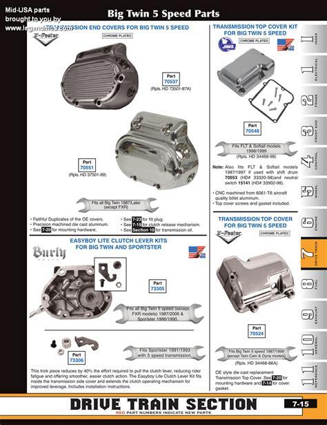 harley 5 speed transmission diagram harley 4 sd sportster transmission diagram harley get