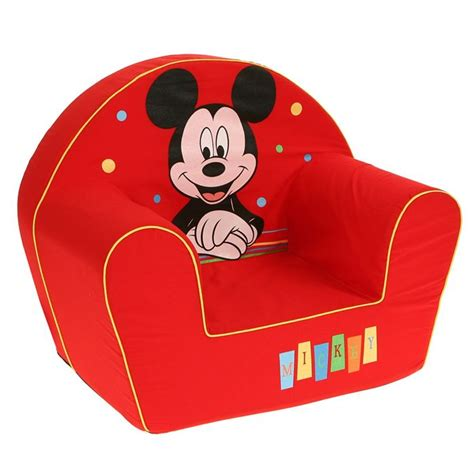 Fauteuil Enfant Garcon by Mickey Fauteuil Disney Baby Achat Vente