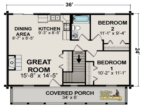 unique small house floor plans small house plans under 1000 sq ft unique small house