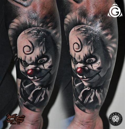 featured tattoo artist damian gorski sick tattoos blog