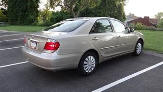 2005 Toyota Camry 2005 Toyota Camry Exterior Pictures Cargurus