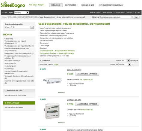 vasi espansione caleffi caleffi prezzi e vendita articoli idrotermosanitari