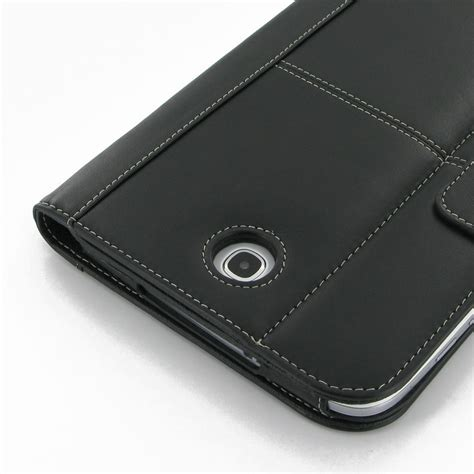 Samsung Tab Note 8 samsung galaxy tab note 8 0 leather folio stand pdair