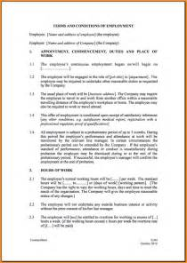 director employment contract template 13 general employment agreement invoice template