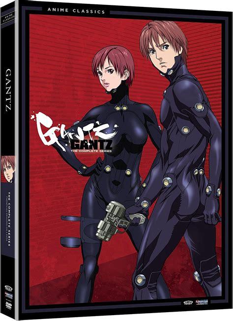 gantz complete gantz complete series ep 1 26 anime classics dvd r1