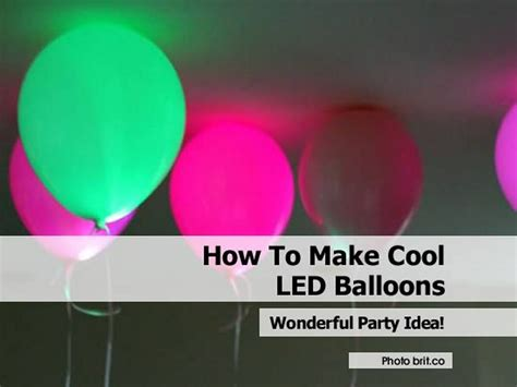 led light up balloons image gallery light up balloons