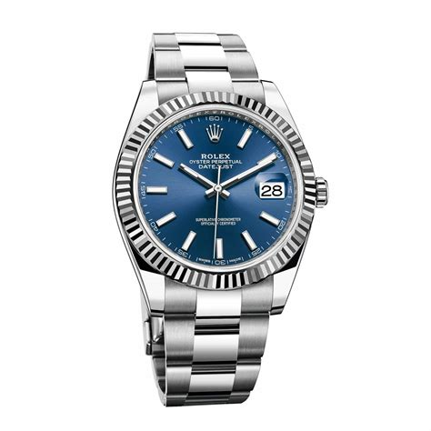 Rolex Steel Datejust the new rolex datejust 41 in steel and white gold