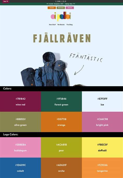 color combinations online 10 esquemas de colores para dise 241 ar una tienda online
