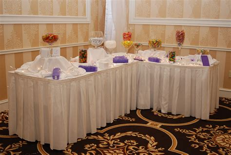 table linens skirting decoration news