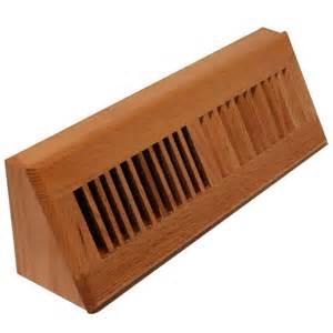 baseboard covers home depot 3 3 4 in x 15 in wood baseboard register oak