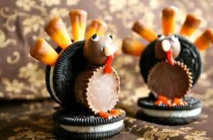 foodista oreo turkeys are an adorable thanksgiving