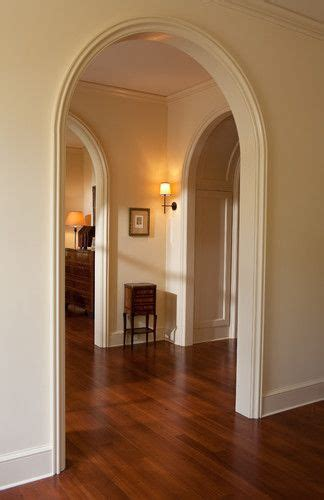 Interior Door Archways With These Arched Door Ways Thicker Crown Molding For Your Home Pinterest Crown