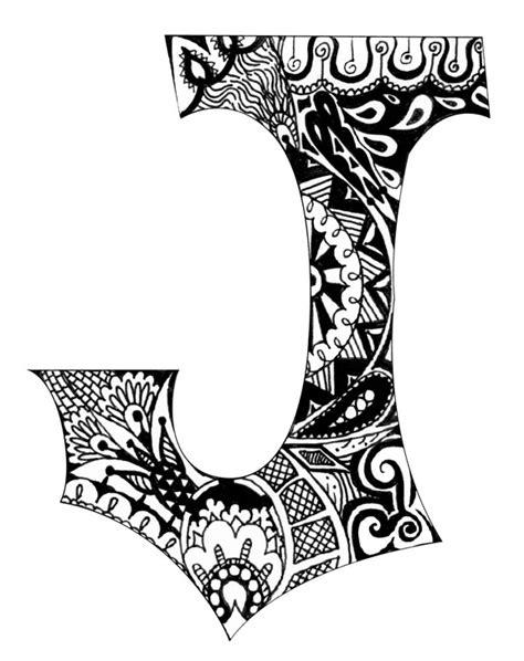 printable doodle letters periwinkle paisley letter doodles