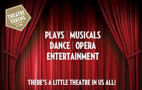 London Theatre Gift Card - theatre token official gb ticket voucher london local fast the original theatre