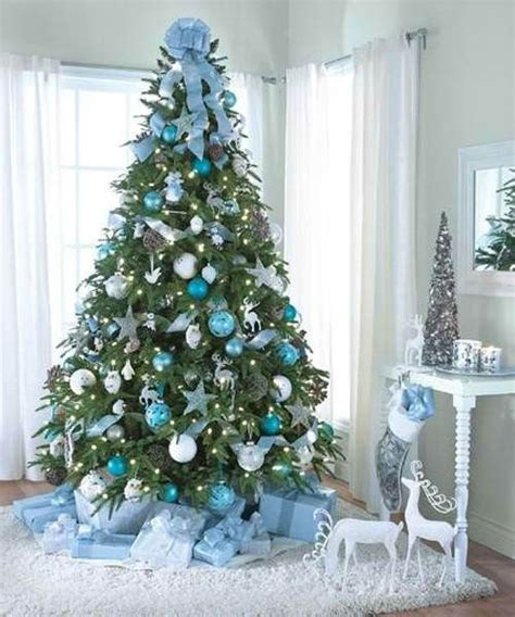 teal christmas tree maybe next year chirstmas ideas