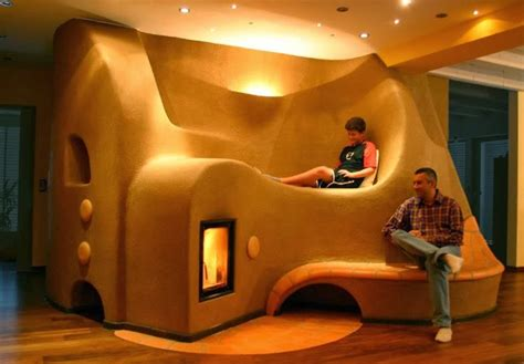 Rocket Stove Fireplace by Sweatsville Rocket Stove Thermal Mass Heaters