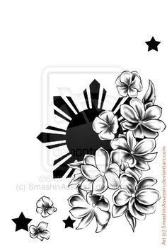 filipino flower tattoo designs 1000 images about tattoos on tattoos