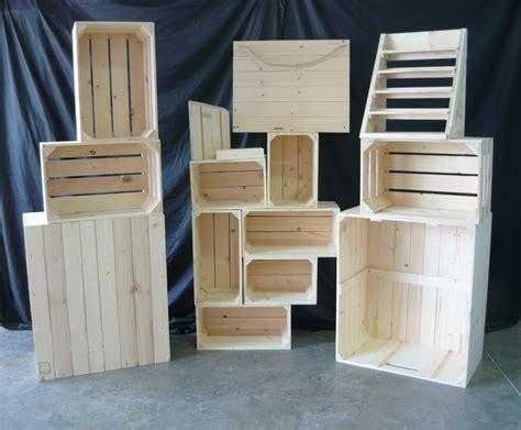des caisses de bois dans la d 233 co aventure d 233 co location de caisse bois et mat 233 riel pour 233 v 233 nementiel 44