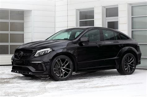 mercedes gle  coupe  topcar  official price