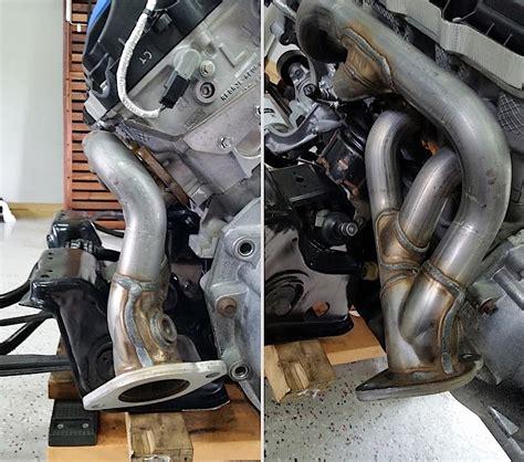 turbocharged coyote  liter  swapped mercury marauder