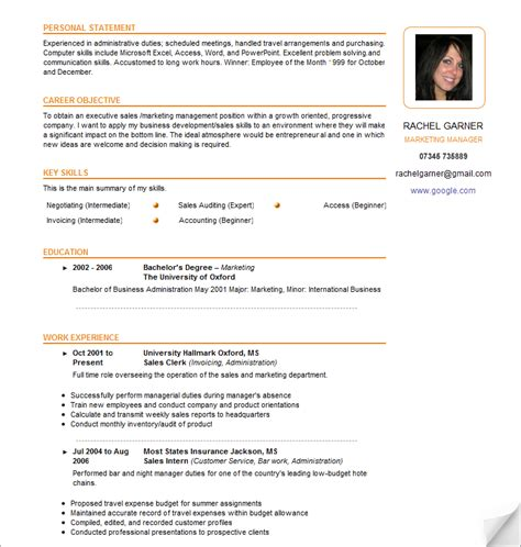 how to write a cv 28 images how to write a successful cv useful in uk internship uk 5 how