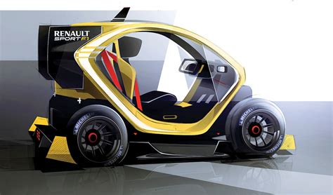 renault twizy f1 renault twizy f1 on behance sketch f1