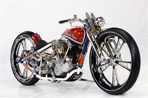 Custom Bike top 10 custom bikes of 2014 visordown