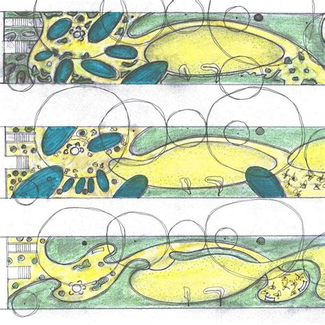 441 best images about garden design drawings on