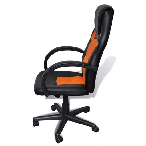 sedie ufficio design sedia ufficio professionale design esclusivo arancione