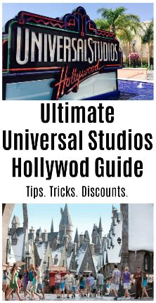universal studios hollywood 2018 tips and tricks guide